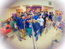 Welcome Party 2014